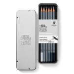 Crayon graphite Studio Collection x 6