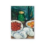 Mini Artbook Cézanne Cerises 12 x 17 cm