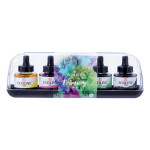Encre Aquarelle Ecoline 30 ml Set primaire