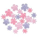 Fleurs en papier Lovely Swan - 20 pcs
