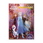 Album La Reine des Neiges 2 Coloriages avec stickers