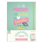 Kit de papeterie Semainier familial