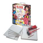 Kit de linogravure Apprentissage pour enfant