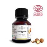 Huile de macadamia BIO 50 ml