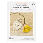 Kit DIY Pendentif plume & nœuds