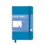 Carnet de croquis 180 g/m² 96 p. A6 9 x 15 cm Azur