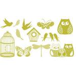 Stampo textile - Nature