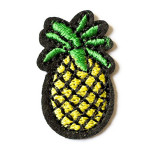 Ecusson thermocollant Mini ananas