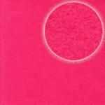 Feuille de feutrine épaisse 2 mm 30,5 x 30,5 cm - Rose