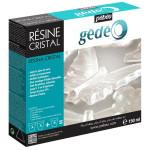 Kit Résine Cristal - 150 ml