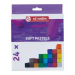 Pastel sec tendre Set 24 couleurs