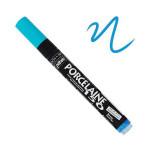 Feutre Porcelaine 150 pointe normale - Bleu paon
