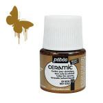 Peinture Céramic 45 ml - 15 - Or riche