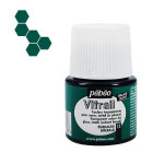 Peinture pour verre Vitrail 45 ml - 13 - Emeraude