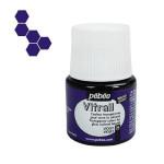 Peinture pour verre Vitrail 45 ml - 25 - Violet