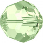 Perle ronde 5000 - 4 mm - Chrysolite