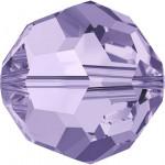 Perle ronde 5000 - 4 mm - Violet