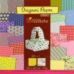 Pochette Origami - 20 x 20 cm - Flower