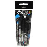 Feutre peinture 4Artist Marker - Noir 2 et 8 mm