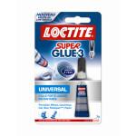 Colle super glue-3 liquide 3g