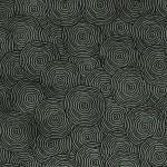 Papier Lokta Imprimé 50 x 75 cm Gris motif Rond dans l'eau