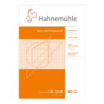 Bloc de papier millimétré 80 g/m² 25 feuilles - 29,7 x 42 cm (A3)