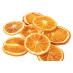 Tranches d'orange séchées 25 g