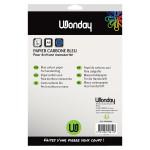 Papier carbonne bleu A4 - 10 feuilles