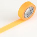 Masking tape uni orange fluo