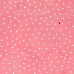 Papier Lokta Imprimé 50 x 75 cm Rose motif Semis blanc