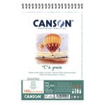Album de papier C à Grain A5 - 180 g/m² - 30 feuilles