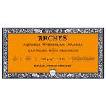 Bloc de papier aquarelle Grain torchon 300 g/m² - 20 pages - 10 x 25 cm