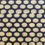Papier Lokta 50 x 75 cm Capsule Indigo