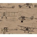 Papier Italien 50 x 70 cm 85 g/m² Avion