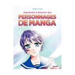 Livre Apprendre à dessiner des personnages de manga