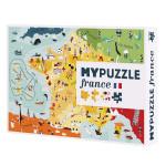 Puzzle MyPuzzle France 252 pièces