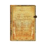 Carnet ligné Alexandre Dumas 13 x 18 cm 120 g/m² 240 p