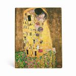 Carnet Klimt Le Baiser 18 x 23 cm 120 g/m² 144 p