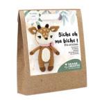Kit de crochet animal Biche