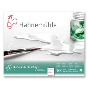 Bloc de papier Aquarelle Harmony grain satiné 12 feuilles - 21 x 29,7 cm (A4)