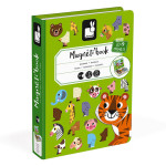 Jeu éducatif Magnéti'book Animaux 30 magnets