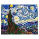 Peinture par numéros Van Gogh Nuit Etoilée