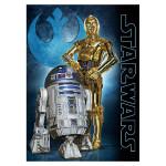 Broderie Diamant kit  expert Star Wars les droïdes