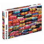 Puzzle Parapluies 1000 pièces