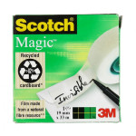 3M SCOTCH 810 19MMX33M R